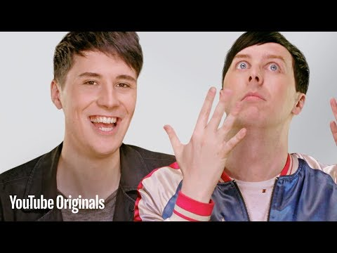 A chat with Dan and Phil about their documentary!