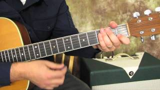 Beatles Guitar Lesson How To Play Rocky Raccoon Easy