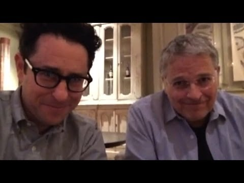 Star Wars Day Greeting from J.J. Abrams and Lawrence Kasdan