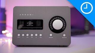 Impressions: UA Arrow bus-powered Thunderbolt 3 Audio interface!