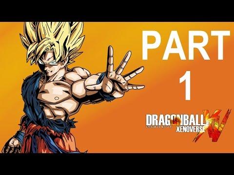 Cùng chơi & Bình Luận Dragon Ball: Xenoverse Phần 1
