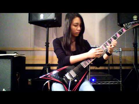Sinergy I Spit On Your Grave solo cover by Saaya