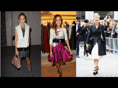 How to Dress Like Sarah Jessica Parker!, Sarah Jessica Parker stole our hearts as Carrie Bradshaw on Sex and the City. And while the show inspired quite the Manolo Blahnik habit, it's Sarah Jessica ...