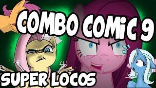 My Little Pony Combo Cómic Parte 9