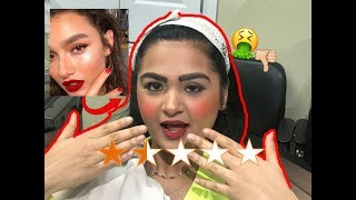 I WENT TO THE WORST REVIEWED MAKEUP ARTIST IN MY CITY...
