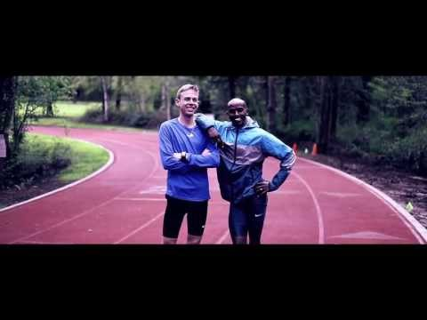 Mo Farah & Galen Rupp: A Day In The Life