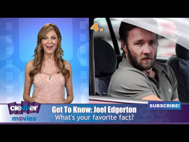 Joel Edgerton: Get To Know 'The Thing' Star
