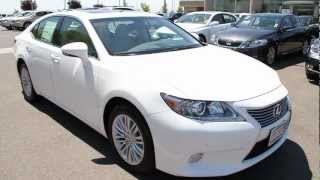 2013 Lexus ES 350 walk around Magnussen's Lexus of Fremont videos