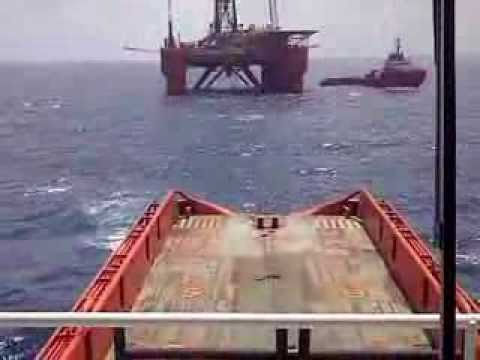 BORCOS THAHIRAH 1, Towing and Anchor handling