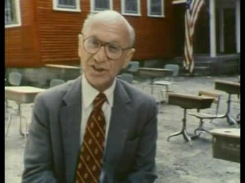 Ep. 6 - What's Wrong With Our Schools [1/7]. Milton Friedman's Free to Choose (1980)