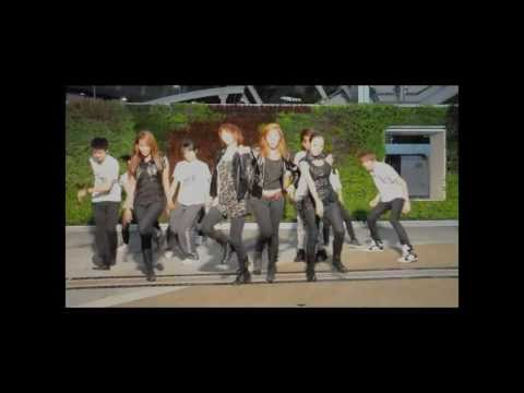 [2NE1 'I AM THE BEST' DANCE COVER] Chocolate Kiss