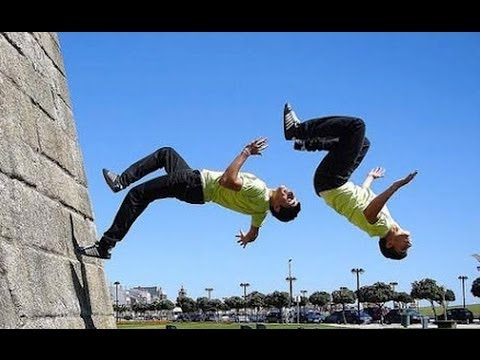 Parkour and Freerunning Flip Compilation