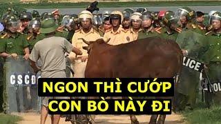 Làn Sóng Nổi Dậy: Hàng ngàn người dân Bắc Ninh mang QUAN TÀI quyết tử 1 phen với 1000 CSCĐ công an