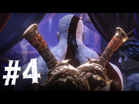 God of War Ascension Gameplay Walkthrough Part 4 - The Village of Kirra