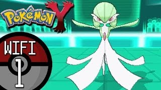Pokemon X And Y Wifi Battle #1: Vs. Sabrina X Gardevoir