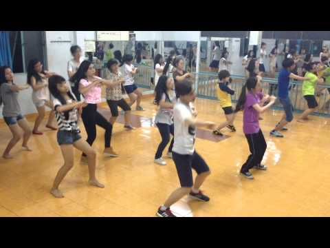 Number Nine - T-ara (Dance Cover) Class Dance