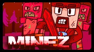 Minecraft: WAKING THE DEAD! (MineZ Mini-Series #4)