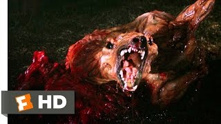 The Thing (2/10) Movie CLIP It's Weird And Pissed Off
