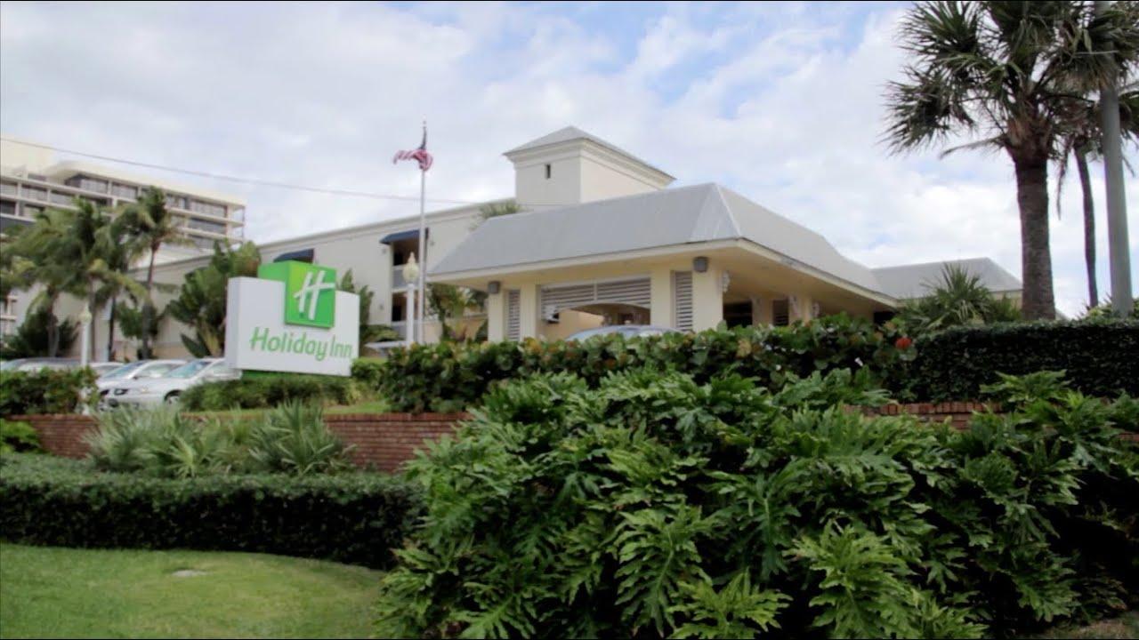 Holiday Inn Hotel Highland Beach Florida