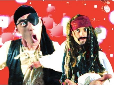 Jack Sparrow's RAP feat. NicePeter