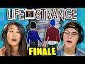 FINAL EPISODE LIFE IS STRANGE Part 14 React Gaming