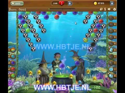Bubble Witch Saga level 164