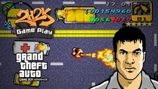 [Grand Theft Auto Advance - Gameplay]