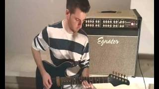 How Deep Is Your Love Electric Guitar Cover