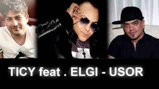 TICY Feat ELGI Usor ( Official Track ) 2014