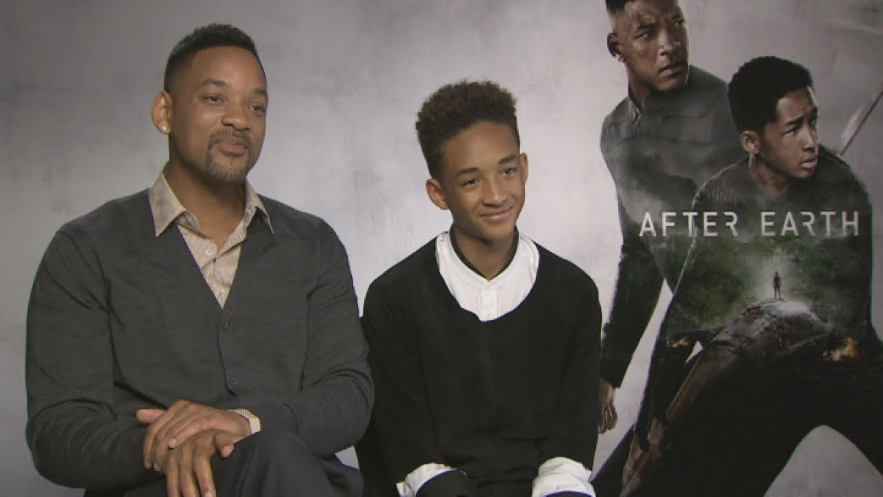 May 25, 2013 Will Smith describes this interview with his son Jaden as