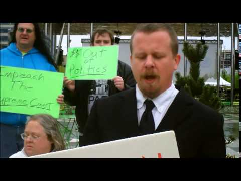 rally against corruption switchblade speech 040514