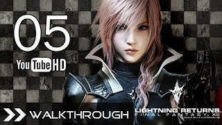 Lightning Returns Final Fantasy XIII Walkthrough Gameplay