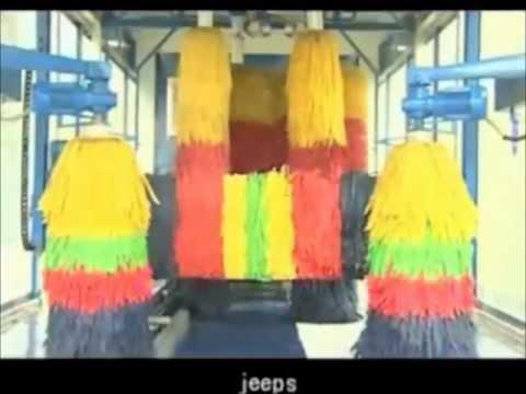 Car wash machine youtube