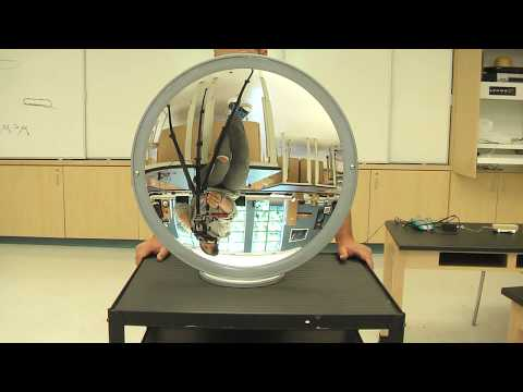 Concave Mirror Demo