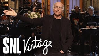 Larry David Monologue: Hosting is Stupid