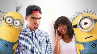 Despicable Me Date With Rolanda & Richard DM 2 THEME