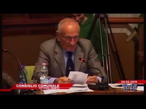 CONSIGLIO COMUNALE VITTORIO VENETO - Seduta del 24.03.2015