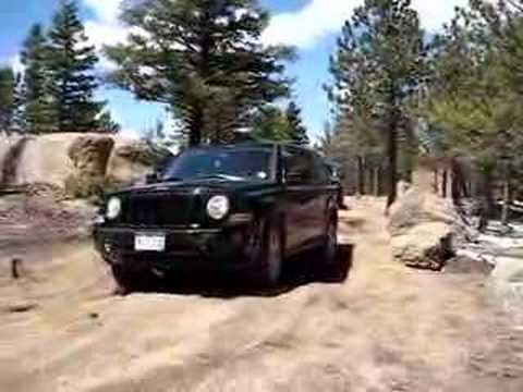 jeep patriot off road youtube. Black Bedroom Furniture Sets. Home Design Ideas