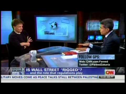 WALL STREET'S NEED FOR SPEED-