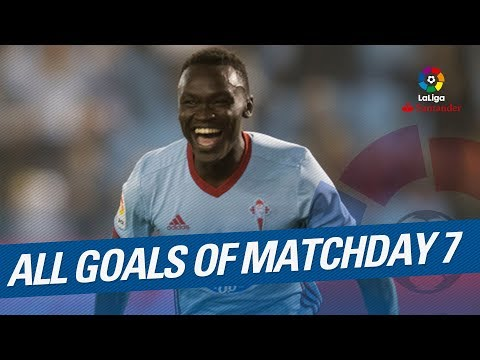All Goals of Matchday 7