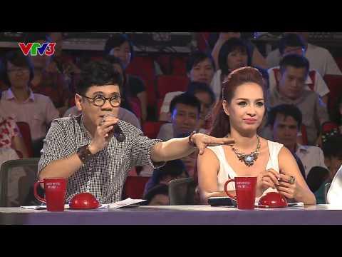 Vietnam's Got Talent 2014 - Ảo thuật - TẬP 2 - Trần Đình Quý
