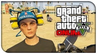 "GTA 5 Online How To Get ""Beer Hats"" & ""Liberty TShirt"