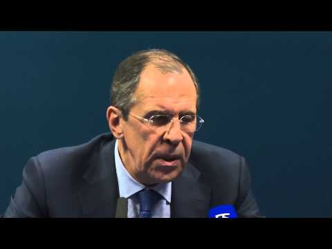 Sergey Lavrov on the negotiations with Iran