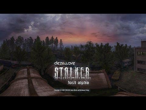 S.T.A.L.K.E.R.: Lost Alpha - Обзор [Александр Маньков]