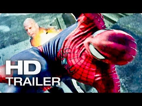 THE AMAZING SPIDER-MAN 2: Offizieller Trailer Deutsch German | 2014 Marvel [HD]