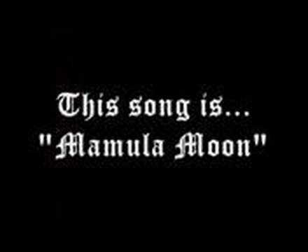 Mamula Moon- ( This is where NEGARAKU from)