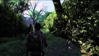 The Last Of Us ✮ Survivor Walkthrough ✮ No Damage ✙ Collectibles ➽ Chapter 6: The Suburbs