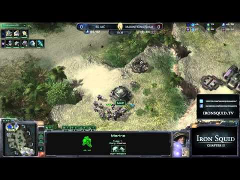 [FR#Chap2] MarineKingPrime vs SKMC - G1- RO16 (IronSquid)