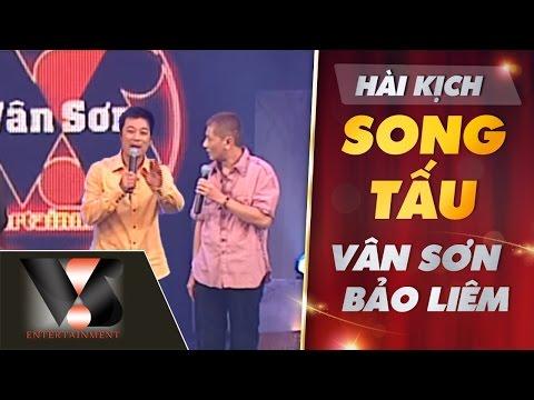 Hài Kịch Song Tấu Vân Sơn - Bảo Liêm  [Vân Sơn 35 - Tình người viễn xứ]