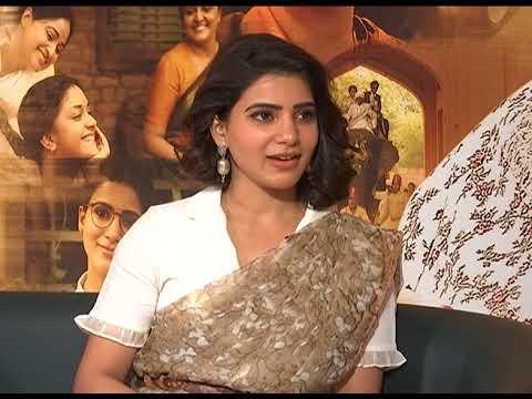 Keerthy-Suresh-and-Samantha-Interview